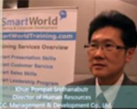 Testimonial from QSNCC (Queen Sirikit National Convention Center)